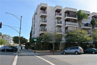 Long Beach Condo/Townhouse For Sale: 350 Cedar Avenue #306