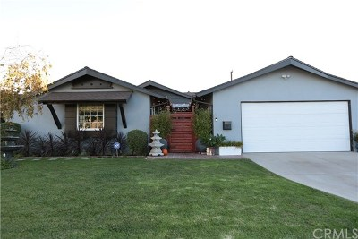 Anaheim Single Family Home For Sale: 1570 W Lullaby Lane