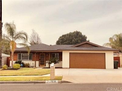 Rancho Cucamonga Single Family Home For Sale: 7516 Ramona Avenue