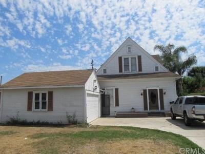 Orange Single Family Home For Sale: 132 E Mayfair Avenue