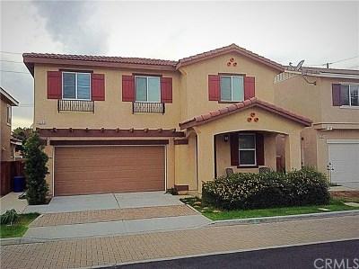 Riverside Single Family Home For Sale: 4366 Cruz Drive