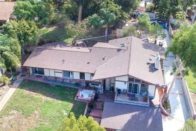 Anaheim Hills Single Family Home For Sale: 7620 E Pleasant Place