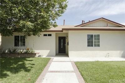 Garden Grove Single Family Home For Sale: 12521 Trask Avenue