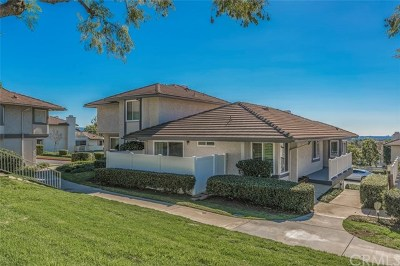 Brea Single Family Home For Sale: 2377 Sommerset Drive