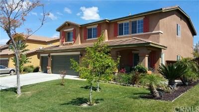 Riverside Single Family Home For Sale: 17262 Hawkwood Drive