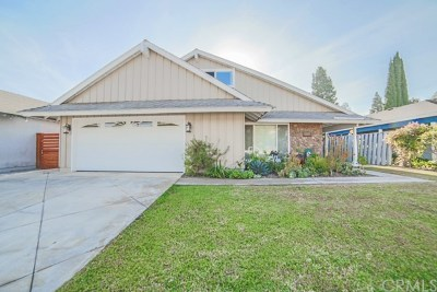 Tustin Single Family Home For Sale: 1732 Amherst Road