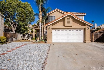 Murrieta Single Family Home For Sale: 24368 Via Briones