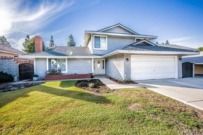 Chino Hills Single Family Home For Sale: 14950 Ashwood Lane