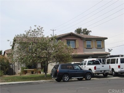 Perris Single Family Home For Sale: 794 Albizia Court