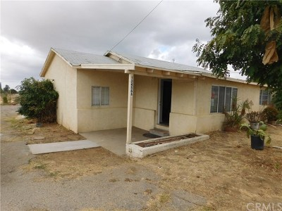 Yucaipa Multi Family Home For Sale: 13456 4th Street