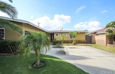 Garden Grove CA Rental For Rent: $2,950