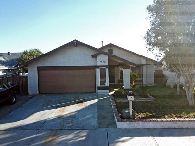 Riverside Single Family Home For Sale: 7520 Candle Light Drive