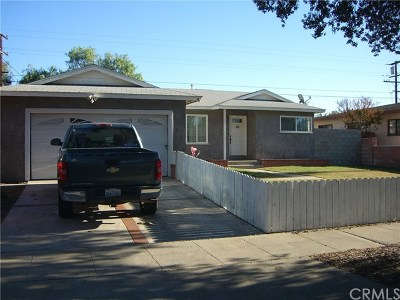 Riverside Single Family Home For Sale: 3545 Ross Street