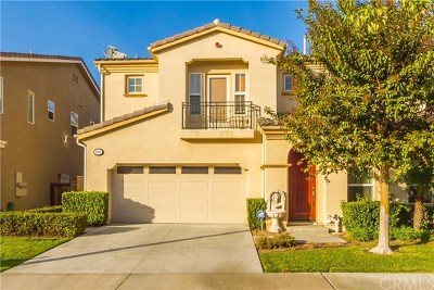 La Habra Single Family Home For Sale: 1251 Wisteria Avenue