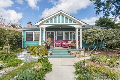 Pomona Single Family Home For Sale: 515 E Columbia Avenue