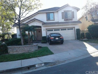 Corona Single Family Home For Sale: 488 Towergrove Drive