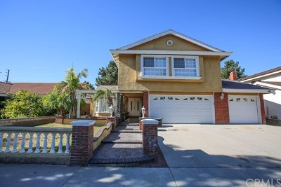Santa Ana Single Family Home For Sale: 2810 S Deegan Drive