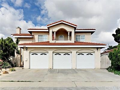 Garden Grove Single Family Home For Sale: 13111 Dunklee Avenue