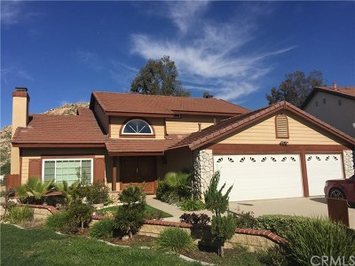 Moreno Valley Single Family Home For Sale: 24313 Rimcrest Lane