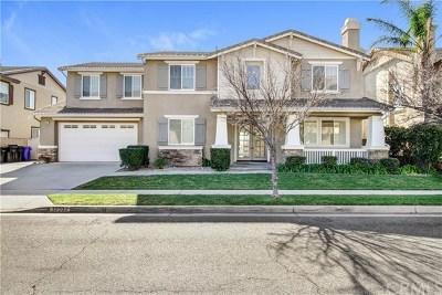 Rancho Cucamonga Single Family Home For Sale: 12237 Richfield Drive
