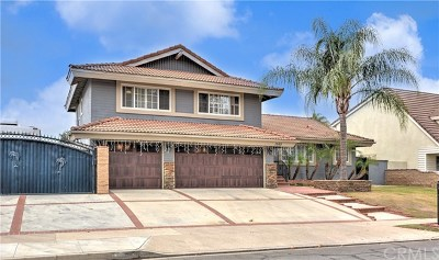 Brea Single Family Home For Sale: 1565 Sandalwood Drive