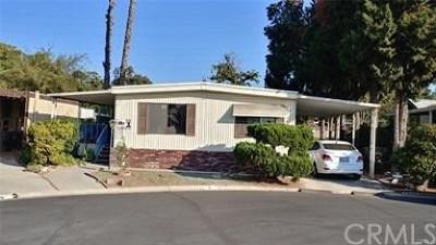 Riverside Mobile Home For Sale: 9391 California Avenue