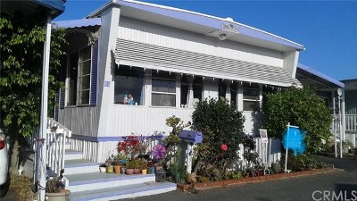 Costa Mesa Mobile Home For Sale: 903 W 17th Street
