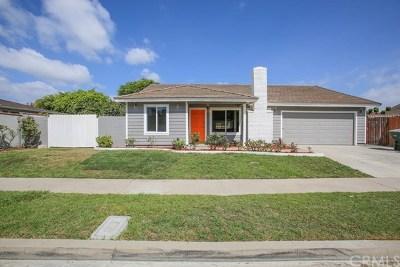 Costa Mesa Single Family Home For Sale: 3098 Yukon Avenue