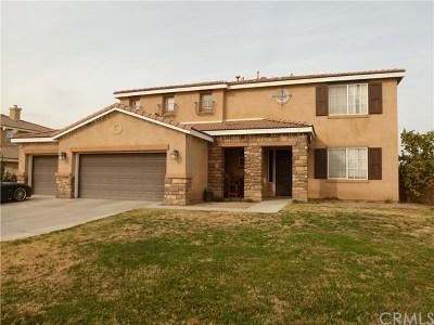 Riverside Single Family Home For Sale: 19486 Lurin Avenue