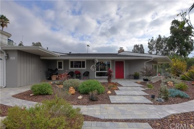 Fullerton Single Family Home For Sale: 1320 Ridgeview Terrace #TE