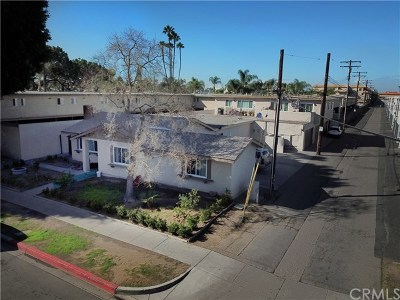 Anaheim Multi Family Home For Sale: 819 N Loara Street