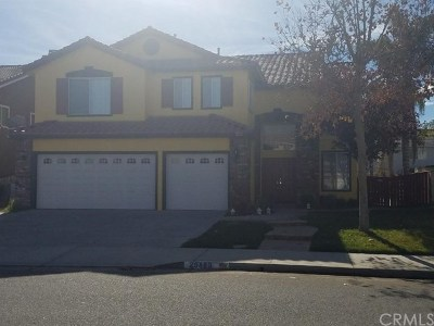 Murrieta Single Family Home Active Under Contract: 29889 Hazel Glen Road