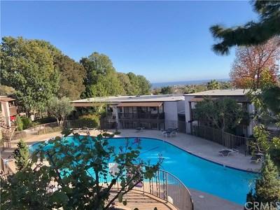 San Pedro Condo/Townhouse For Sale: 320 S Miraleste Drive #159