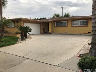 Anaheim Single Family Home For Sale: 1206 E Haven Drive