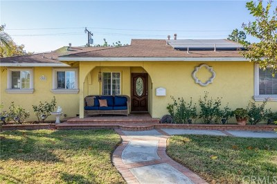 Anaheim Single Family Home For Sale: 1323 N Merona Street