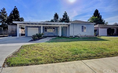 Costa Mesa Single Family Home For Sale: 869 Governor Street