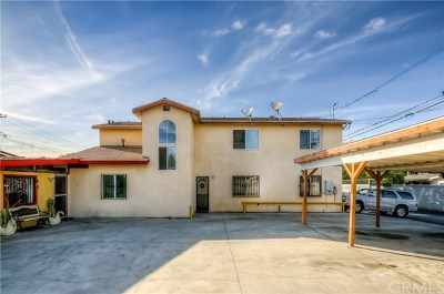 La Puente Single Family Home For Sale: 16111 Amar Road