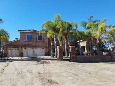 Riverside Single Family Home For Sale: 17071 Roosevelt Street