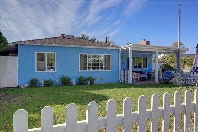 Costa Mesa Single Family Home For Sale: 2063 Federal Avenue