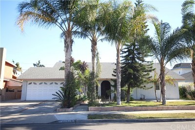 Garden Grove Single Family Home For Sale: 13192 Roberta Place