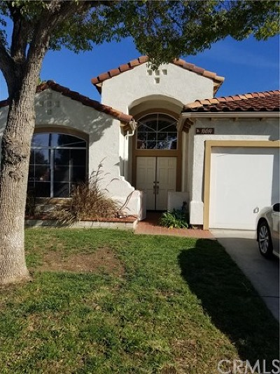 Moreno Valley Single Family Home For Sale: 16614 Via Alegria