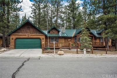 Blue Jay, Cedarpines Park, Crestline, Lake Arrowhead, Running Springs Area, Twin Peaks, Big Bear, Rimforest, Cedar Glen, Arrowbear Single Family Home For Sale: 42633 Gold Rush