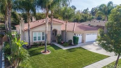 Corona Single Family Home For Sale: 4191 Shoalcreek Drive