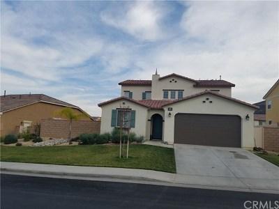 Lake Elsinore Single Family Home For Sale: 36419 Geranium Drive