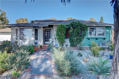Whittier Single Family Home For Sale: 14423 Tedemory Drive