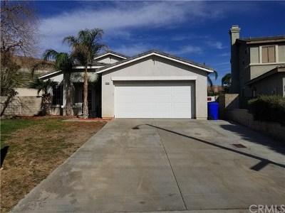 Fontana Single Family Home For Sale: 15434 Citation Avenue