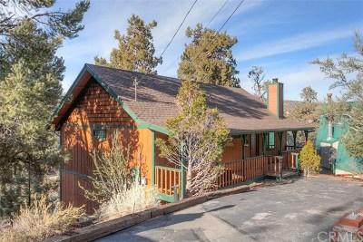 Blue Jay, Cedarpines Park, Crestline, Lake Arrowhead, Running Springs Area, Twin Peaks, Big Bear, Rimforest, Cedar Glen, Arrowbear Single Family Home For Sale: 505 Wallace Lane