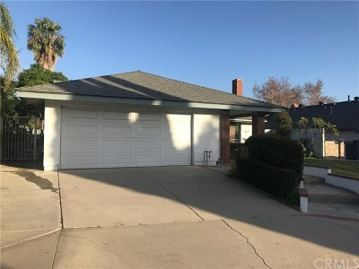 Yorba Linda Rental For Rent: 5732 Oak Meadow Drive
