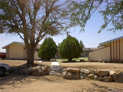 Apple Valley Multi Family Home For Sale: 20305 Carlisle Road