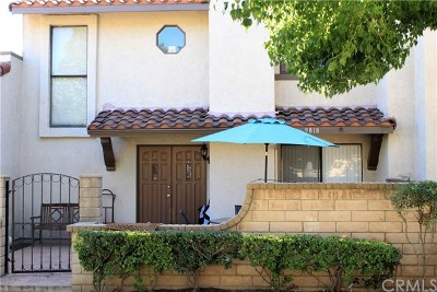 Condo/Townhouse For Sale: 9818 Ladera Court
